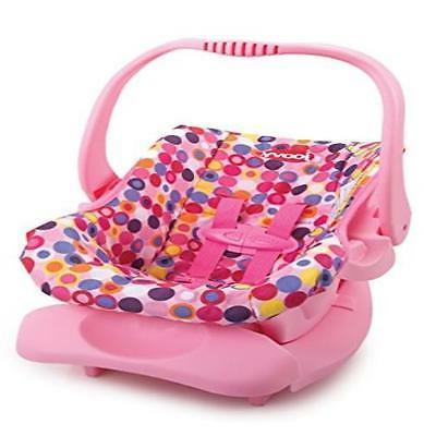 Doll Or Car Pink Dot Comfort Joovy New