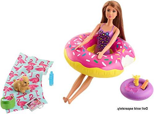 Barbie Donut