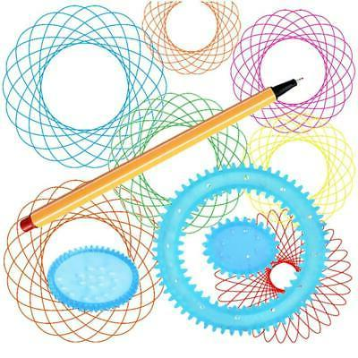 drawing toys set accessory magic creative spiral