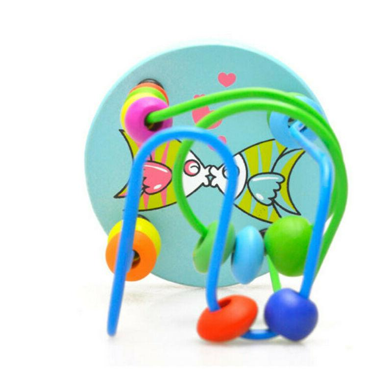 Educational Baby Around Toy Toddler Infant Intelligence