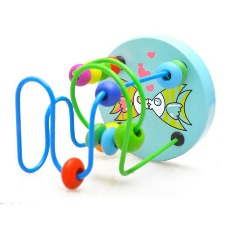 Educational Around Beads Infant Toys