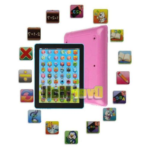Educational Toys Tablet For Boy Girl Playing