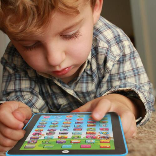Kids Intelligent Playing Tablet