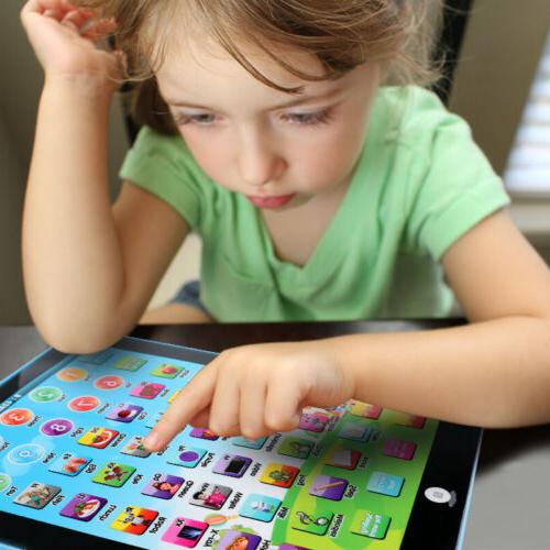 Educational Toys 1-6 Year Kids Girl Tablet