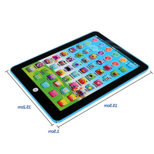 Kids Intelligent Playing Tablet Toy USA