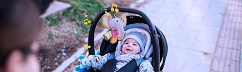 Plush Infant String Sensory Plush Animal Pull Sensory Toy, Toddler Boys