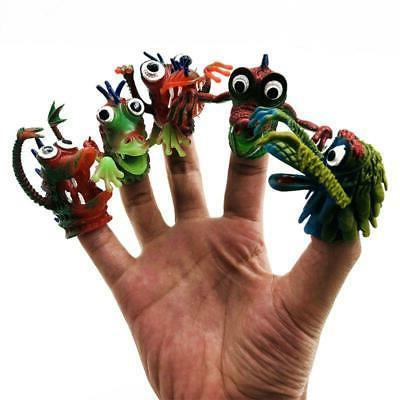 finger puppets toys interesting hand play doll