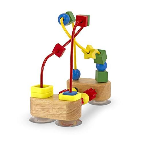 Melissa & First Bead Maze Educational Toy