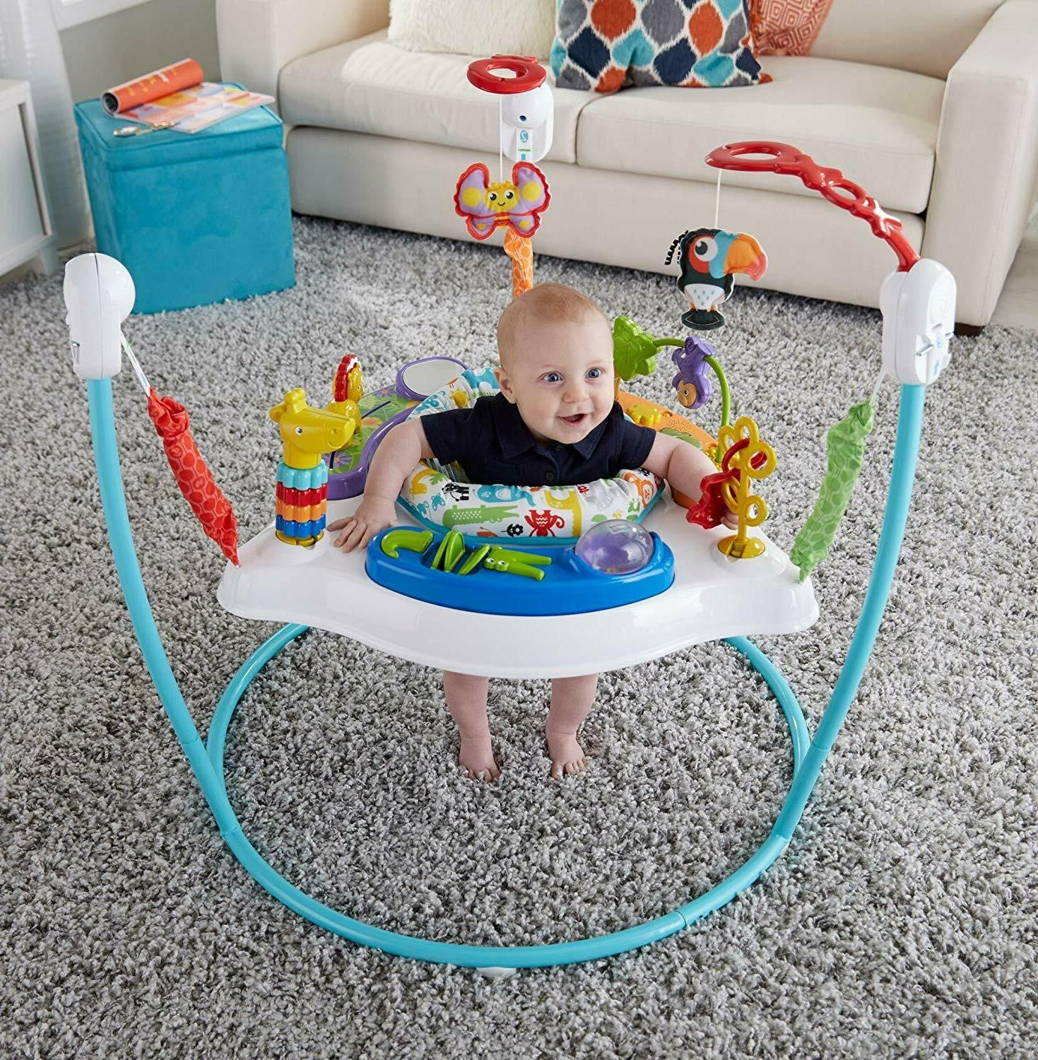 Fisher-Price Activity Jumperoo,