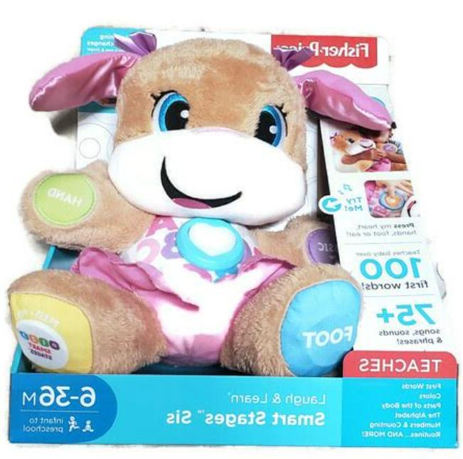 fisher price fdf22 laugh and learn smart