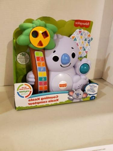 Fisher-Price Counting Koala