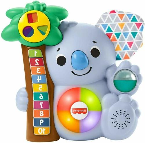 fisher price linkimals counting koala