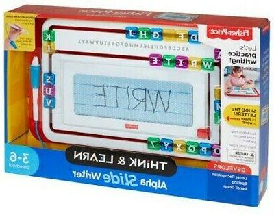 fisher price think n learn learn to