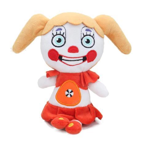 Five FNAF Game Plush Doll Plushie Toy Foxy