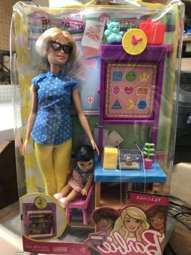 fjb29 career teacher playset