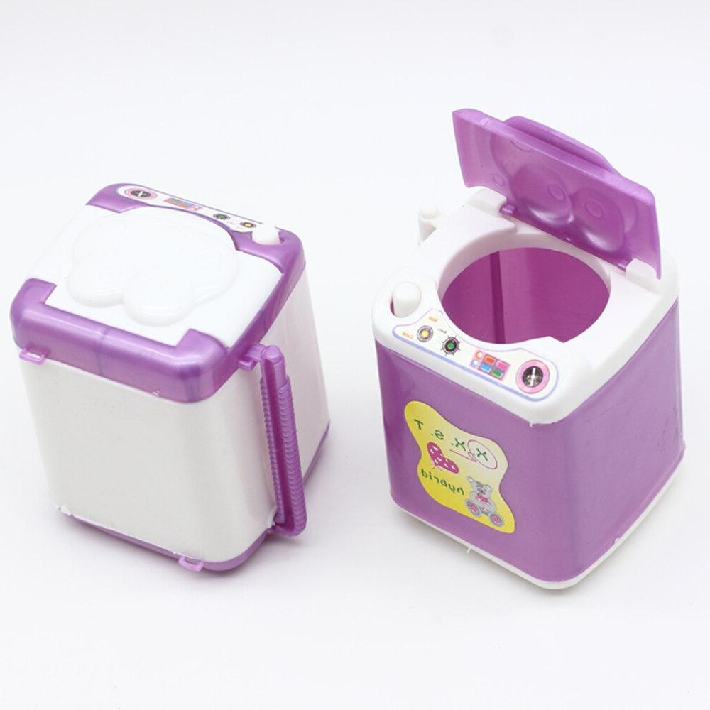 <font><b>Doll</b></font> Washing Machine For House For Monster <font><b>Baby</b></font>