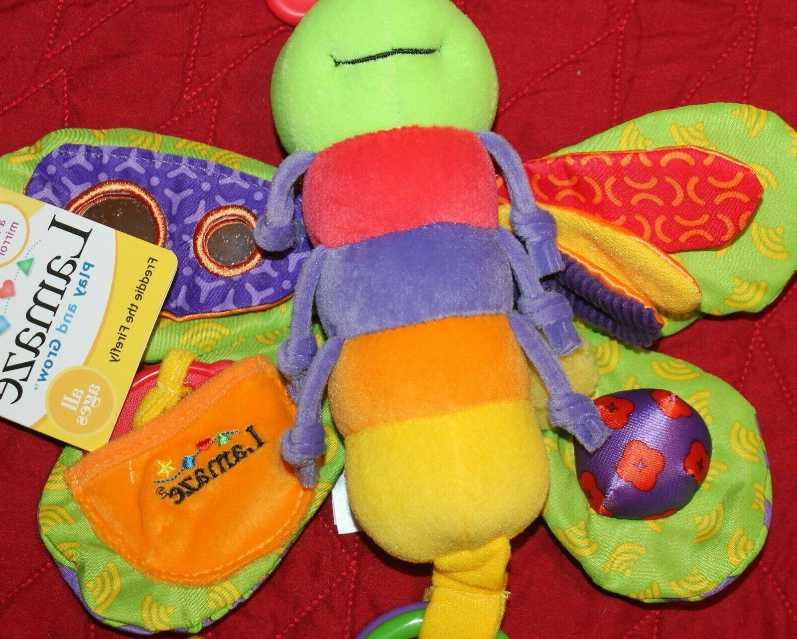 freddie the fire fly child safe sensory