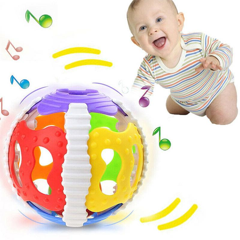 funny baby toys little loud bell ball