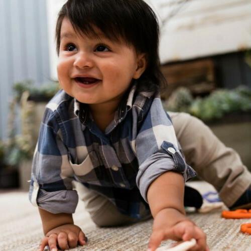 Infantino Go GaGa Animal Parade Toy Links Teething