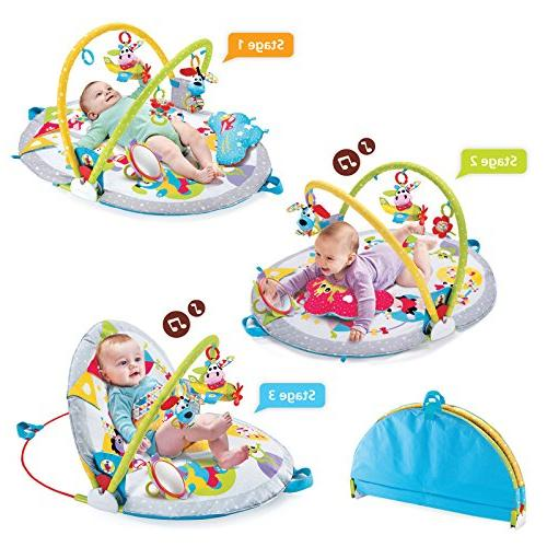gymotion lay sit play mat