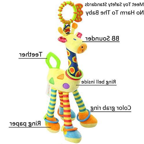 FOREAST Toy Toys Developmental Infant Present