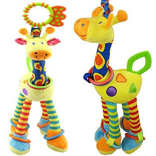 FOREAST Kids Handbells Toys Birthday Present