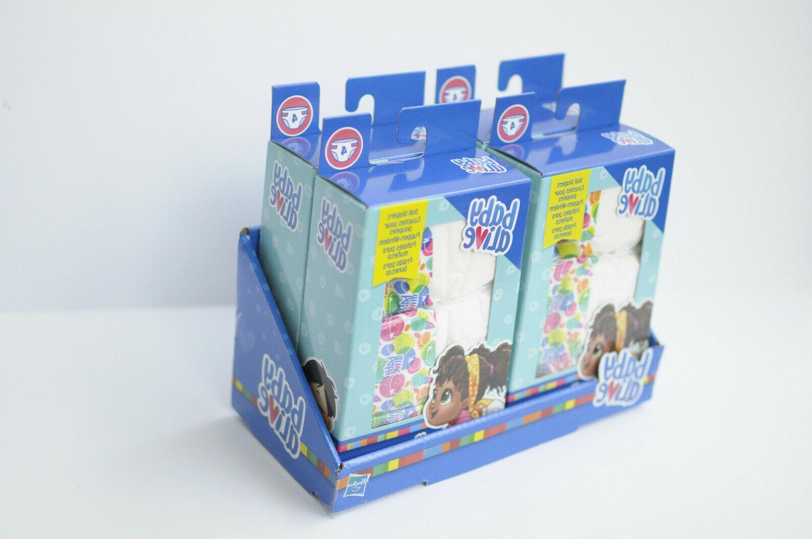 Hasbro Baby Alive Diaper Refill per 16 Total Toys Accessories
