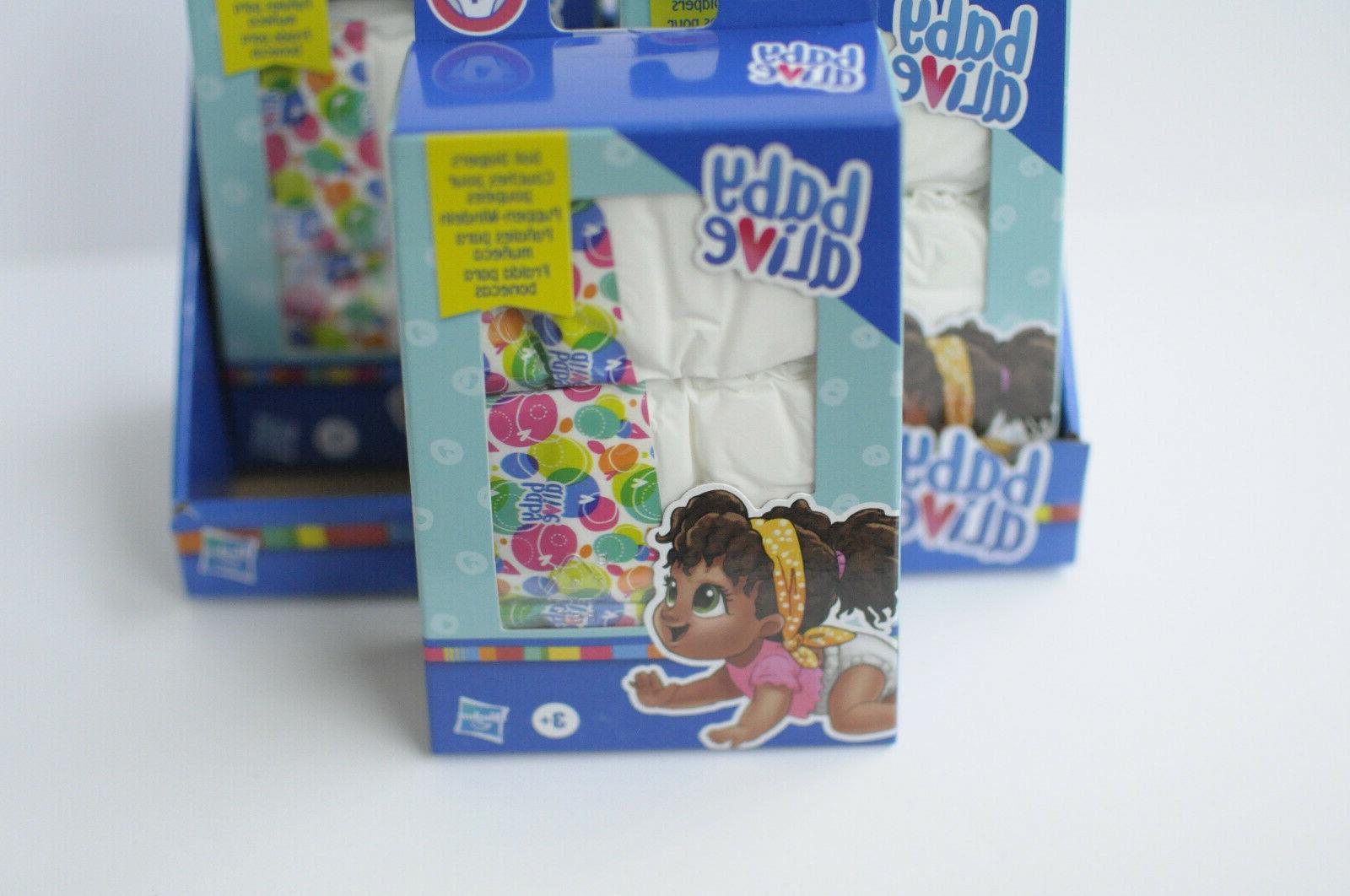 Hasbro Alive Diaper Refill 4 per Total Toys