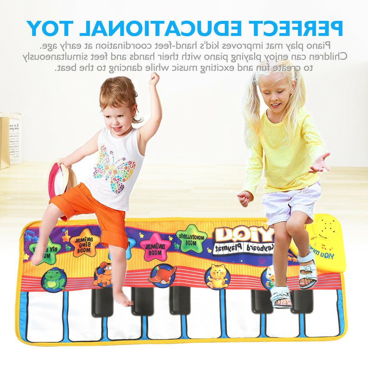 Baby Music Piano Play Development Educational Musical