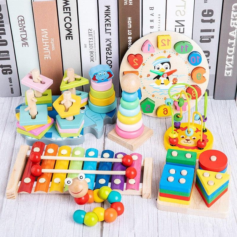 HOT Colorful Music Rattles Graphic Early <font><b>Baby</b></font>