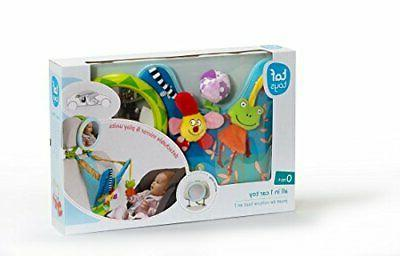 Taf Toys in-Car Play Center Baby's Travel Both