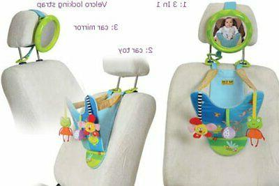 Taf Toys in-Car Center Parent Baby's Travel
