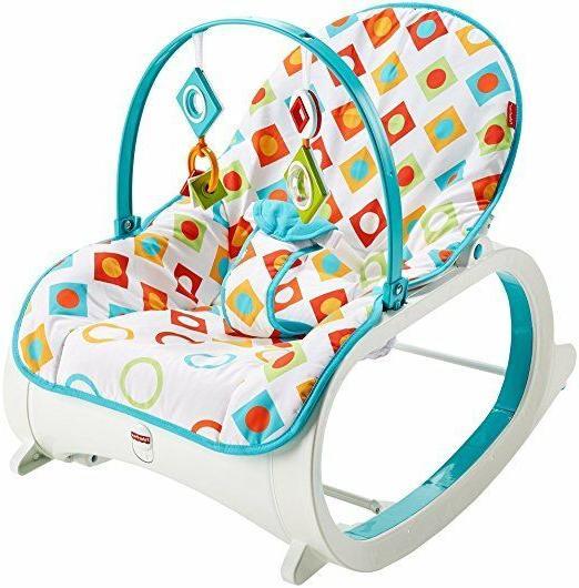 Infant Rocker Bouncer Swing Newborn Toddler Chair Portable