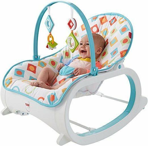 infant rocker baby seat bouncer swing newborn