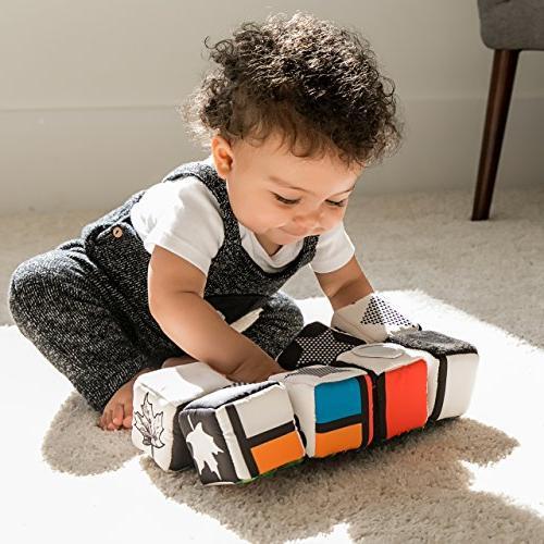 Baby Einstein Block High Soft Toy,