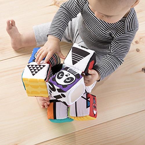 Baby Einstein Infinity High Contrast Soft Toy,