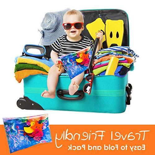 Splashin'kids Premium mat Perfect time Activity Center Your Baby's Stimulation