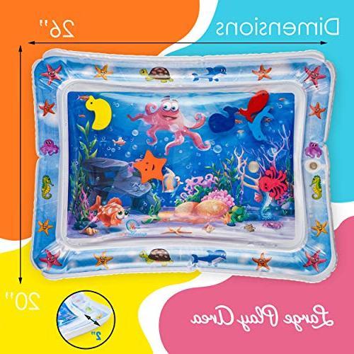 Splashin'kids Tummy Premium & Toddlers The Activity Stimulation