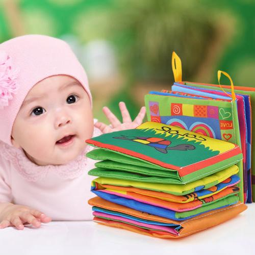 Intelligence Cloth Bed Cognize Educational for Kid