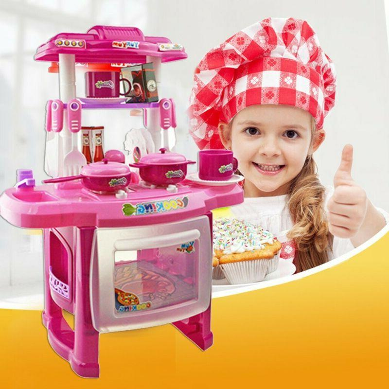 Interesting Children's Home Cooking kid