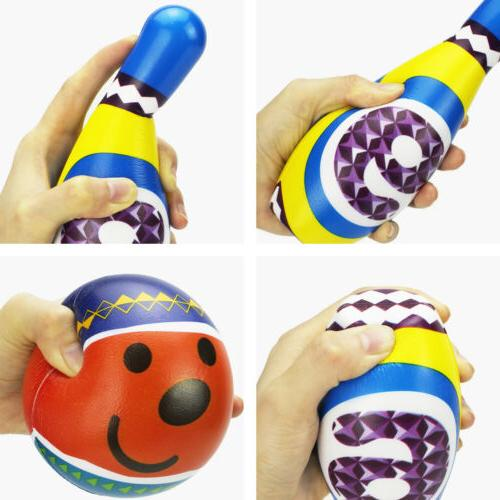 Kids Bowling ,gift toys for year boy birthday gift