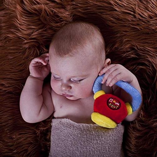 WOD Plush - Safe, Durable Fitness Toy and Babies