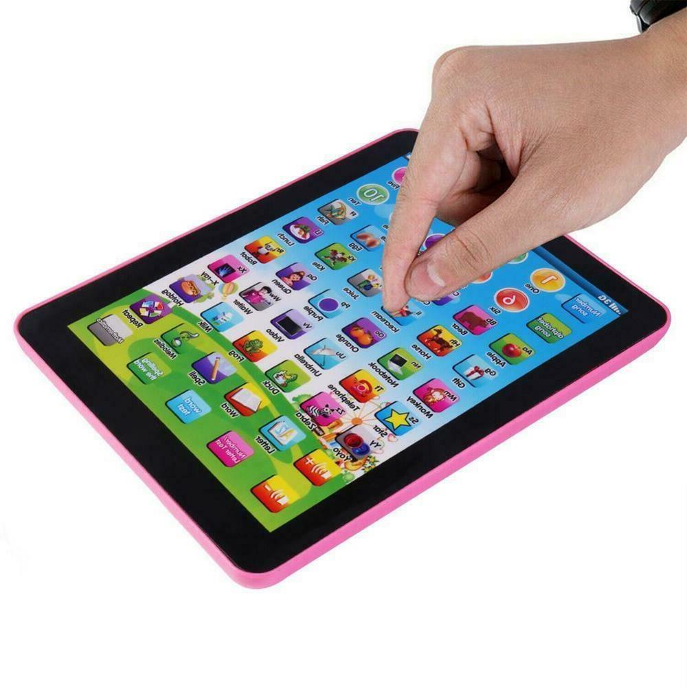Kid Tablet Learning Gift for Girls