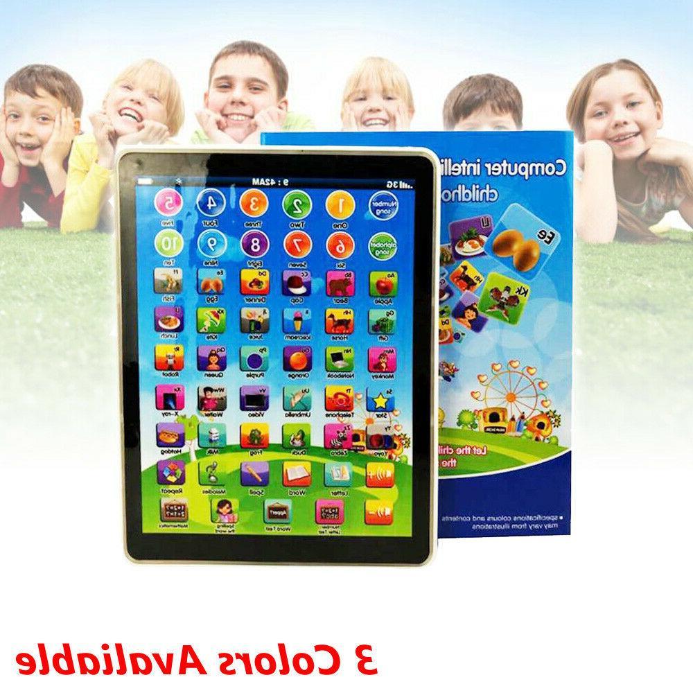 kid children tablet mini pad educational learning