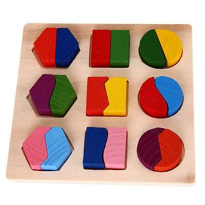 Kids Wooden Educational Toys