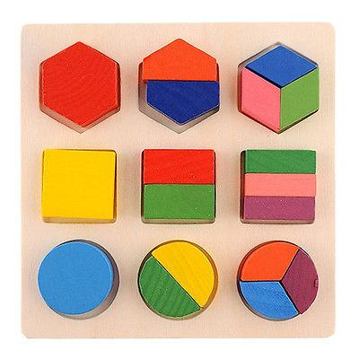 Kids Baby Educational Puzzle Early Learning
