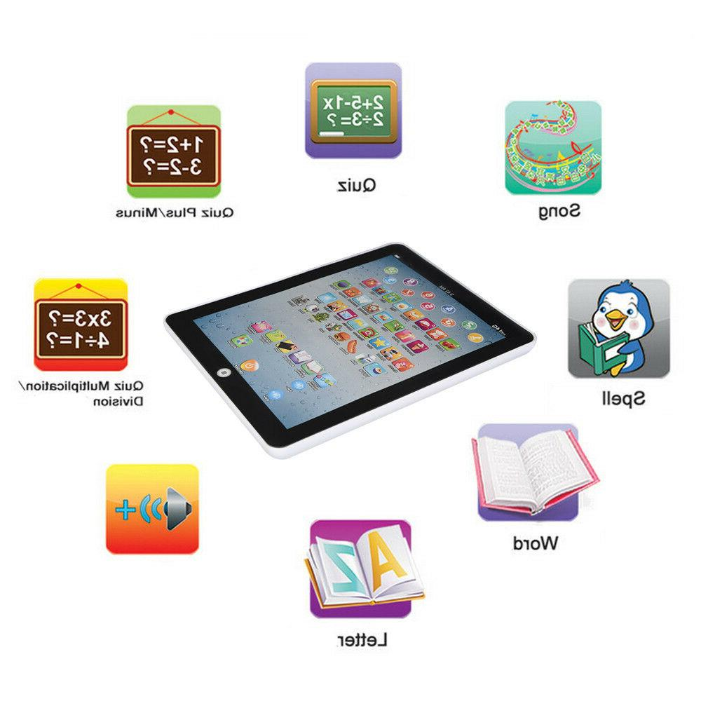 Kids Children TABLET PAD Learning Gift For Boys Girls Baby