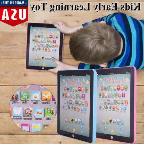 Tablet Kid Children Educational Gift