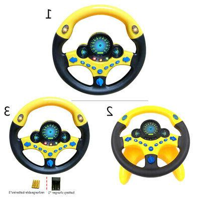 Steering Wheel Educational