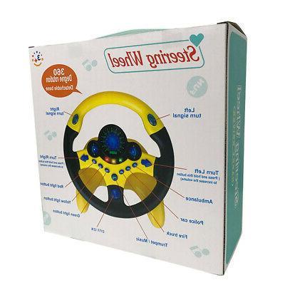 Wheel Racing Driver Educational Sound Kit